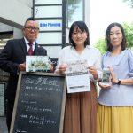 HANSHIN女性応援プロジェクト「チアフルカフェ」でAshiyaGourmetを取材していただきました!